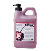 Deb Group Kresto® Cherry Extra Heavy Duty Hand Cleanser, 0.5 gal Bottles, 4/Case