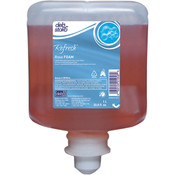 Deb Group Refresh™ Rose Foam Hand Cleanser, 1 L Refills, 6/Case