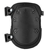 Ergodyne® ProFlex® 335 Slip-Resistant Rubber Cap Kneepads w/ Buckle Closures, Black