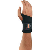 Ergodyne® ProFlex® 670 Ambidextrous Single Strap Wrist Support, Small