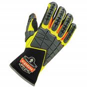 Ergodyne® Proflex® Standard Dorsal Impact-Reducing Gloves, Large