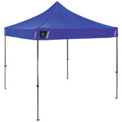 Ergodyne® Shax® 6000 Heavy-Duty Pop-Up Tent, Blue