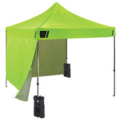 Ergodyne® Shax® 6051 Heavy-Duty Pop-Up Tent Kit, Lime