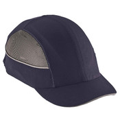Ergodyne® Skullerz® Bump Cap w/ LED Lighting, Short Brim, Navy