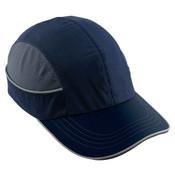 Ergodyne® Skullerz® Bump Cap, Short Brim, Navy