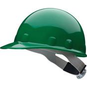 Fiber-Metal® E-2 Cap, Ratchet Suspension, Green