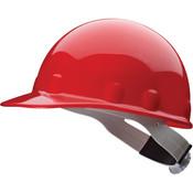 Fiber-Metal® E-2 Cap, Ratchet Suspension, Red
