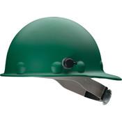 Fiber-Metal® Roughneck® P2 Cap, High Heat, SuperEight® Ratchet Suspension w/ Quick-Lok Blocks, Green