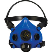 Honeywell® RU8500 Half Mask Respirator, Large