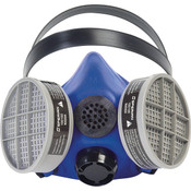 Honeywell® Survivair Blue 1™ S-Series Facepiece, Medium