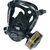 Honeywell® Survivair Opti-Fit™ Tactical Mask Facepiece, Medium