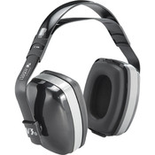 Honeywell® Viking V3 Noise Blocking Earmuffs, NRR 29, Black/White
