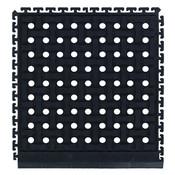 "M + A Comfort Flow HD Modular Tile Mat, Side Tile, 18"" x 19 1/8"""