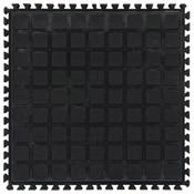 "M + A Hog Heaven III Modular Tile Comfort Mat, Middle Tile,  18"" x 18"""
