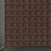 M + A Waterhog Classic Entrance Mat, Dark Brown, 3' x 5'