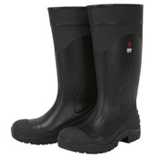 """MCR Safety® 16"""" PVC Boots, Steel Toe, Size 10"""