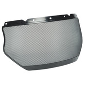 MSA V-Gard® General Purpose Aluminum Edged Mesh Visor