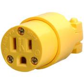 NEMA 5-15P Replaceable Male Plug