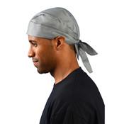 OccuNomix Tie Hat FR Doo Rag, Gray
