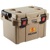 Pelican™ Elite Cooler, 20 qt, Tan