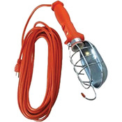 SJTW Trouble Light w/ Outlet, 16 ga, 50'