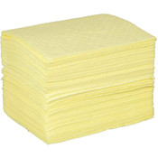 "SPC® Basic® Chemical Heavy Weight Pads, 15"" x 17"", 100/Bale"