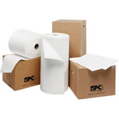 "SPC® Oil Plus® Heavy Weight Perfed Pads, 15"" x 19"", 100/Bale"