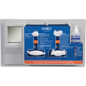 Uvex® Clear® Permant Lens Cleaning Station