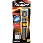 Energizer® Vision HD 6AA Performance Metal Flashlight