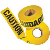 TruForce™ Bilingual Barricade Tape