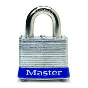 Master Lock® Commercial-Grade Laminated Steel Padlock