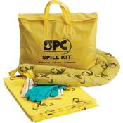 SPC® Brightsorb Hi-Vis 5 gal Economy Spill Kit