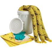 SPC® Brightsorb™ Hi-Vis Bucket Spill Kit