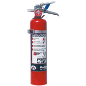 Badger™ Extra 2.5 lb Purple K Extinguisher w/ Wall Hook