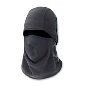 Ergodyne® N-Ferno® 2-Piece Fleece/Neoprene Balaclava, Black