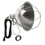 Brooder Clamp Lamp w/ 8' Cord, 300 W