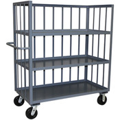 Jamco Slat Truck, 3-Sided