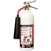 Badger™ 5 lb CO2 Fire Extinguisher w/ Non-Magnetic Bracket