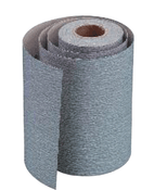 "Platinum Stearated Rolls - PSA 4-1/2"" x 10 YD, Grit: 320C, Mercer Abrasives 557320 (Qty. 1)"