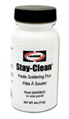 SCPF-1 Harris/Welco Stay Clean Paste Soldering Flux (1# Jar) (1/Tube)