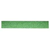"Premium Green Aluminum Oxide Long Board Paper - Non-Adhesive 2-3/4"" x 17-1/2"", Grit/Wt: 120E, Mercer Abrasives 560120 (50/Pkg.)"
