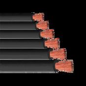 #1 500Ft Reel Black Welding Cable (500/Reel)