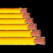 #1 Yellow Welding Cable 500/Ft Reel (500/Reel)