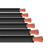 #4 500Ft Reel Black Welding Cable (500/Reel)