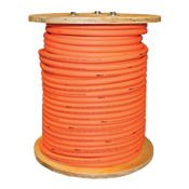 #1/0 36AWG Orange Whip Cable 250Ft (250/Reel)