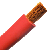 Welding Cable 4/0 Red (250/Reel)