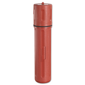 "LE100-24 STD 14 10/Lb 14"" Rod Guard Red Cannister (1/Box)"