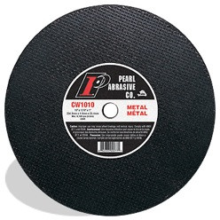 "Pearl Abrasive 14"" x 1/8"" x 20mm A36T Cut-Off Wheel (1/Box)"