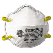 3M 8210 Plus Pro Disposable Particulate N95 Respirator Mask (Qty. 80)