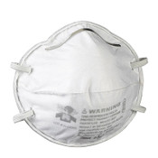 3M 8240 Particulate R95 Disposable Respirator Mask (Qty. 120)
